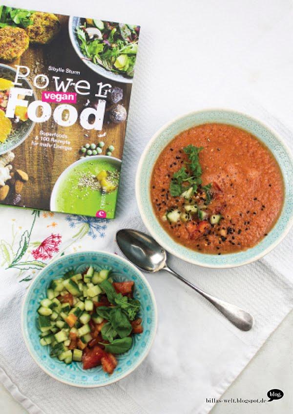 Gazpacho Kalte Suppe Für Heiße Tage Billas Welt